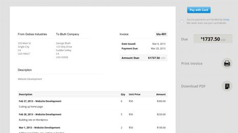 Time Tracking and Invoicing Software for Freelancers and Small ...