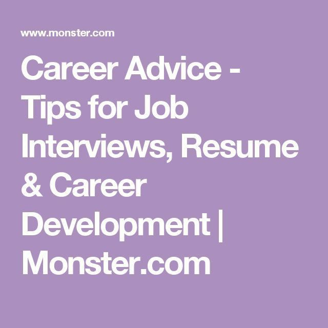 117 best Career images on Pinterest | Career advice, Job ...