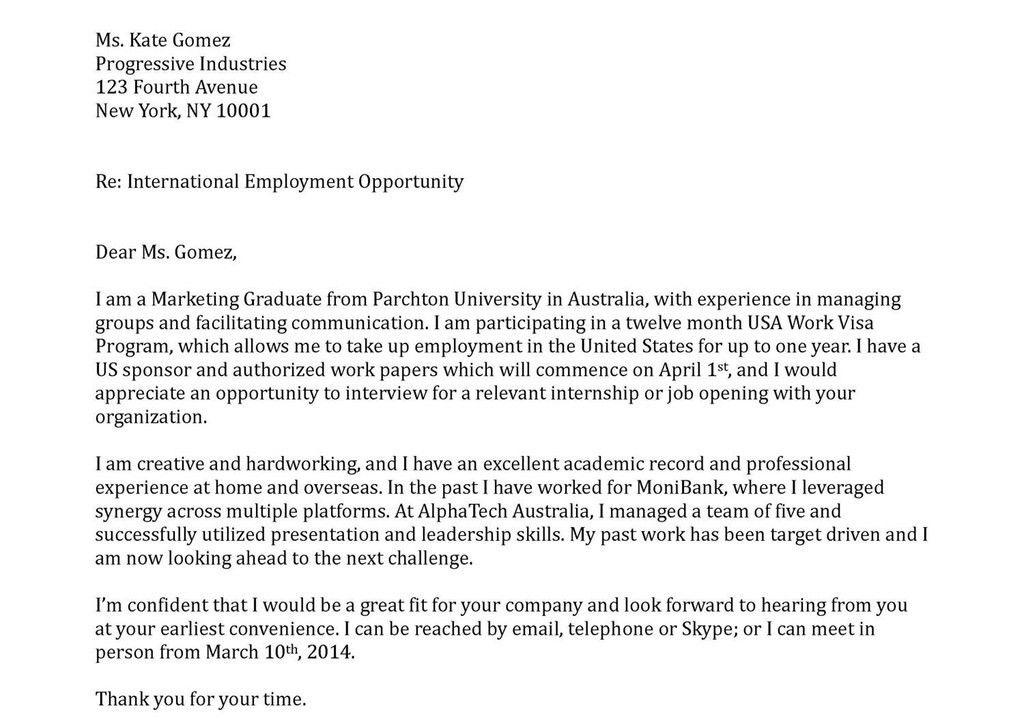 Foxy Sponsorship Letter Immigration Sample Sample Sponsorship ...