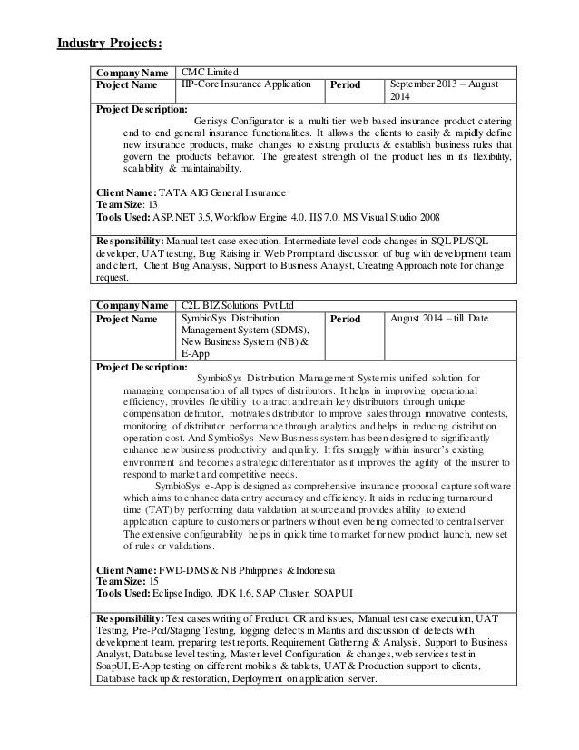 ecommerce. business analyst resume sample resumeliftcom edi tester ...