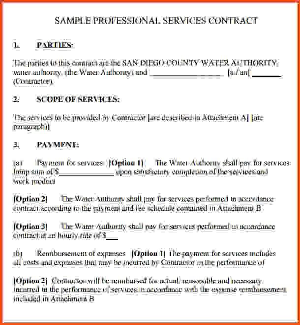 Service Contract Template.consignment Agreement Template 1.png ...