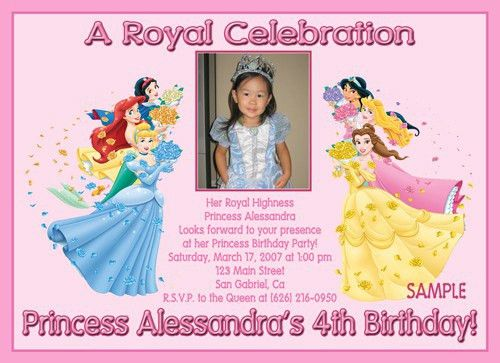Sample Birthday Invitation | wblqual.com