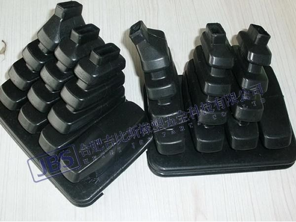 Forklift rubber dust cover molded rubber dust boot - JBS-XS-008 ...