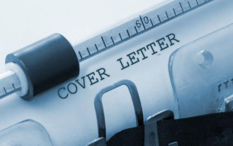 Do I need a cover letter? | the National Jurist