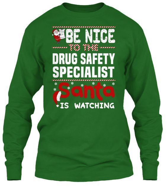 Drug Safety Specialist] Drug Safety Specialist T Shirt Spreadshirt ...