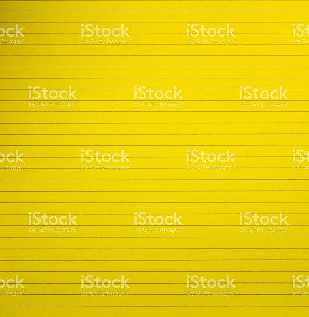 Note Pad Striped Torn Yellow Pictures, Images and Stock Photos ...
