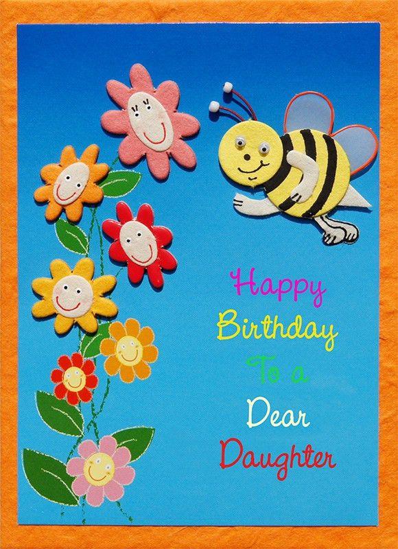 Childrens Birthday Greeting cards - Handmade greeting card ...