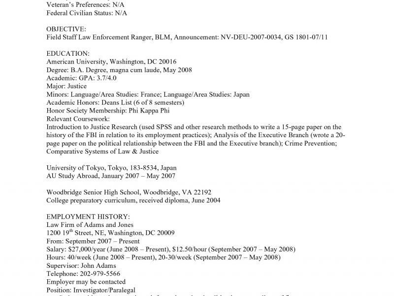 Government Resume Template. Click Here To Download This Program ...