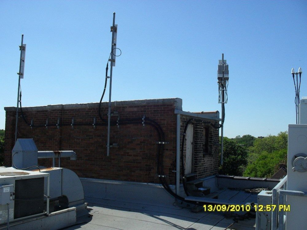 Antenna/RF Systems — Total Service Telecom, Inc.