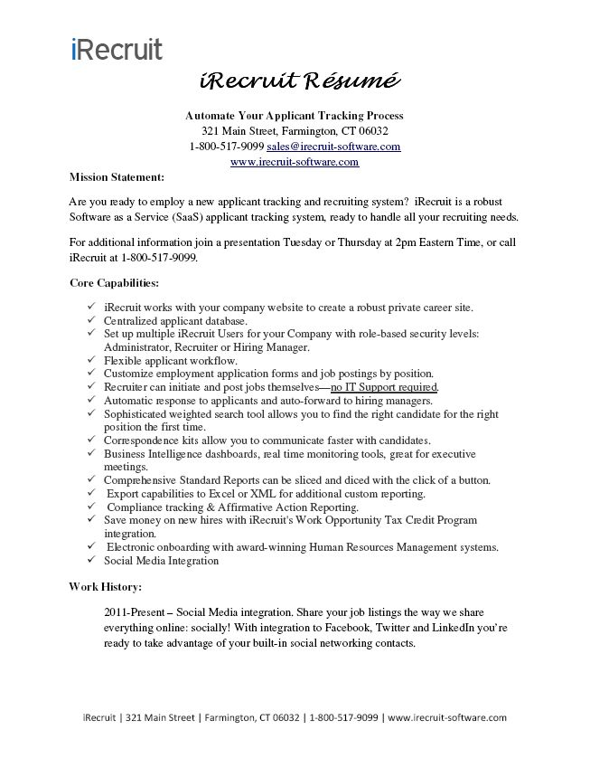 Marvellous What Should My Resume Look Like 50 For Free Resume ...