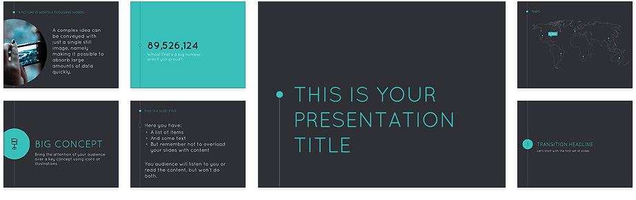 free google presentation template free templates for ...