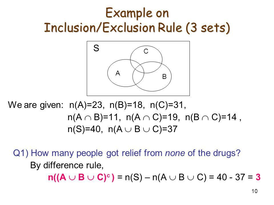 Counting Techniques: Permutations of Selected Elements Addition ...