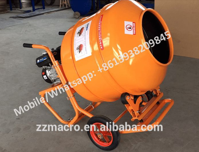 Best Price Portable Mini Cement Mixer Castable Refractory Cement ...