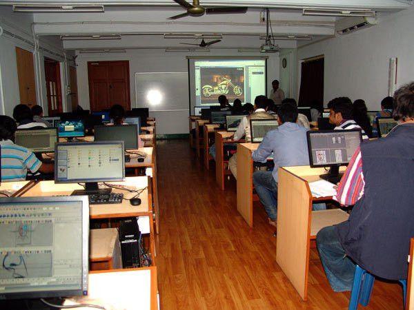 St. Xavier's College, Kolkata : Computer Center