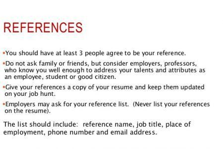 how do you write references on a resume cv references made easy