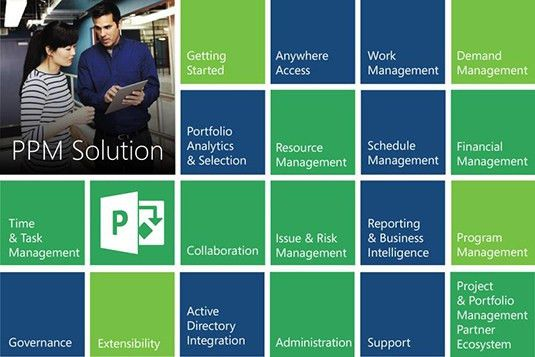 MIcrosoft Project and Portfolio Management - Springhouse