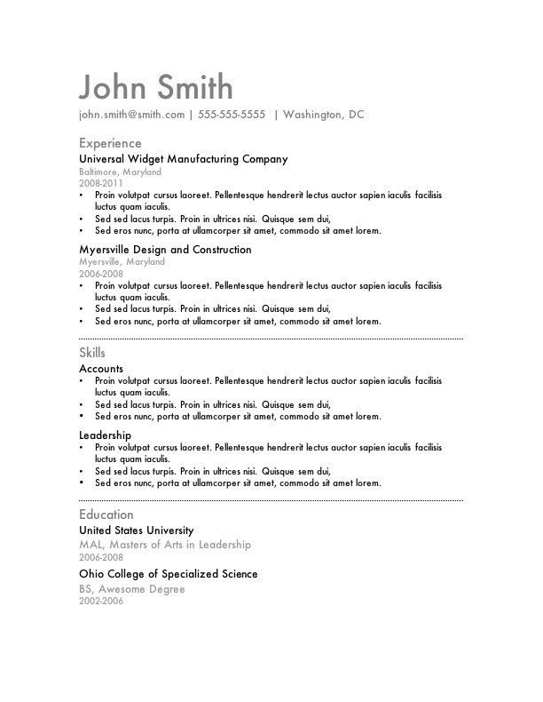 165. old version. resume examples entry level hr resume resume ...