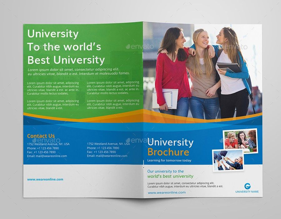 Education Brochure Template by design_pick   GraphicRiver