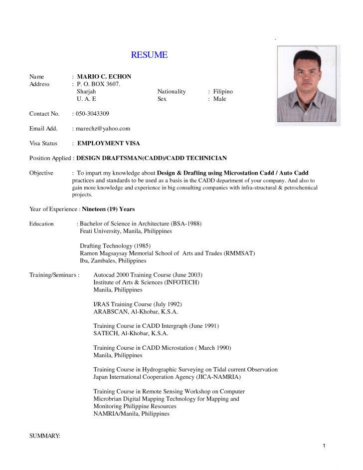 Medical Lab Technician Resume Format | Inspiredshares.com