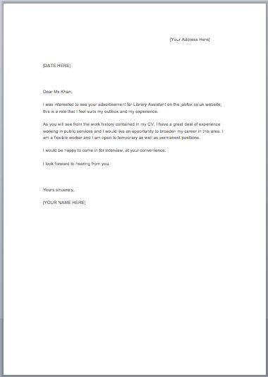 Luxury Template Of A Cover Letter For A Job 83 On Simple Cover ...