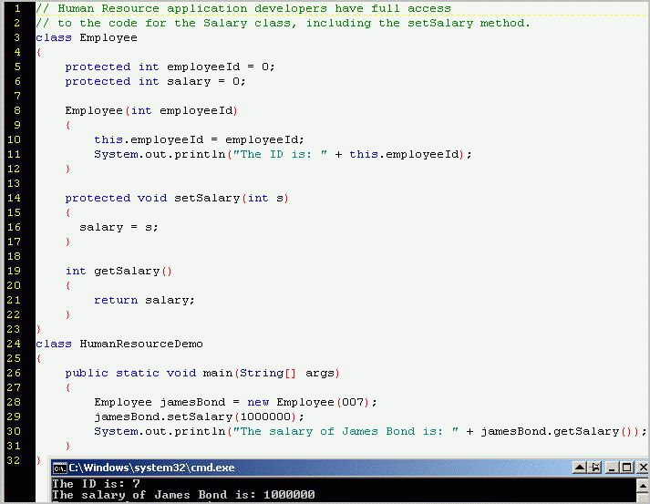 Session 6: First Course in Java