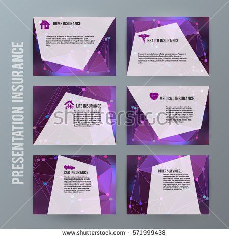 Modern Design Style Infographic Mockup Vector Stock Vector ...