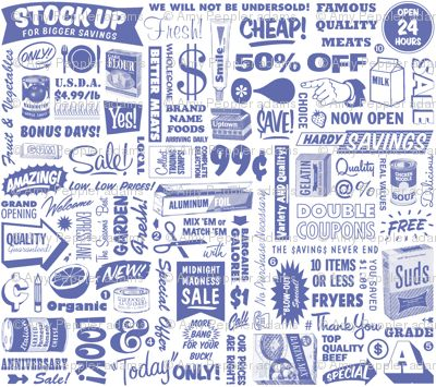 Stock Up!* (Shadow) || text typography store market grocery ...
