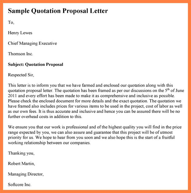 7+ advertising proposal letter sample | Bussines Proposal 2017