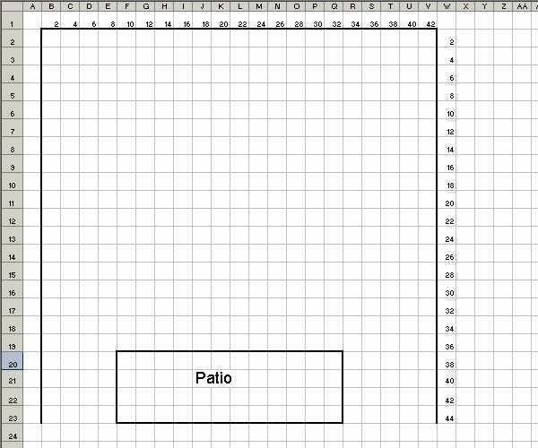 Turn an Excel sheet into graph paper - TechRepublic