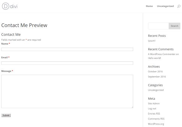 Ninja Forms for WordPress: A Comprehensive Overview | Elegant ...