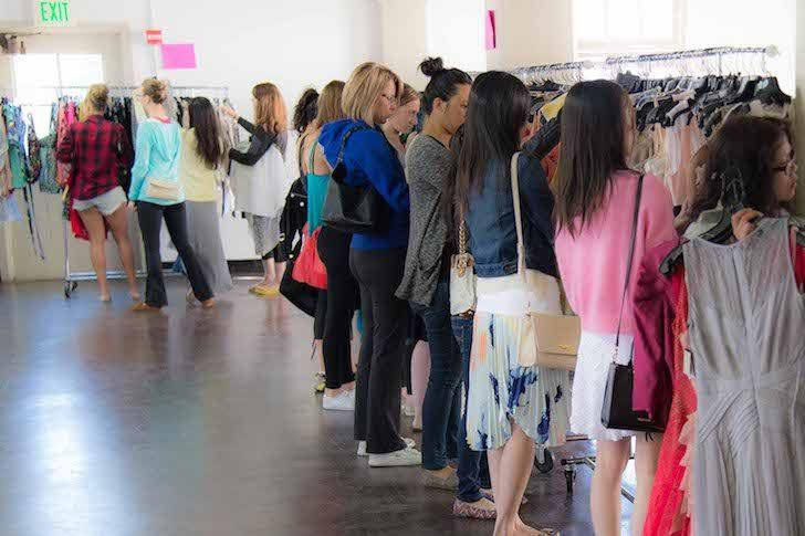 BCBG Warehouse Sale - North CA - February 2017 | WHSale