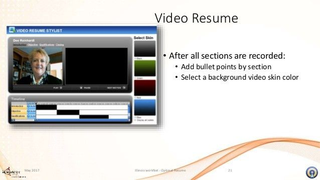 Video Resume and Website Builder