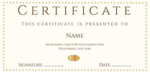 8+ gift certificate wording | a cover letters
