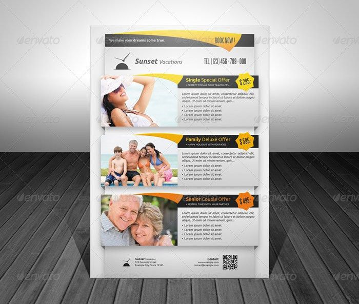 20 + Effective Corporate Flyer Templates