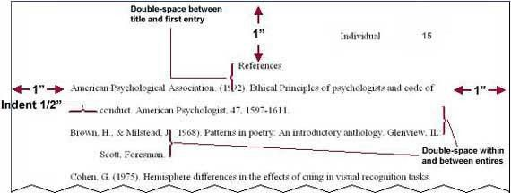 How To Cite References In Apa Format From A Website - Compudocs.us