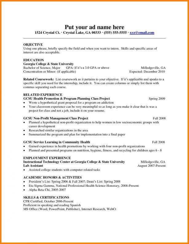 Curriculum Vitae : Microsoft Office Word 2010 Cover Letter ...