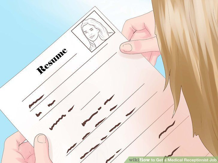 How to Get a Medical Receptionist Job: 9 Steps (with Pictures)
