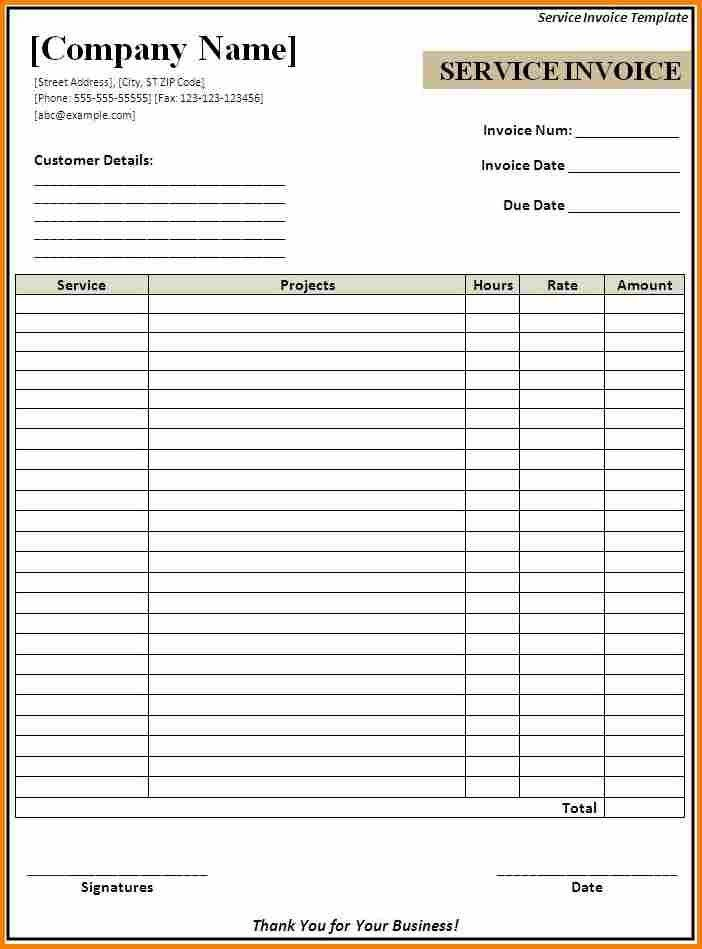 459442779888 - Blank Invoices Printable Free Word Rent Receipt ...