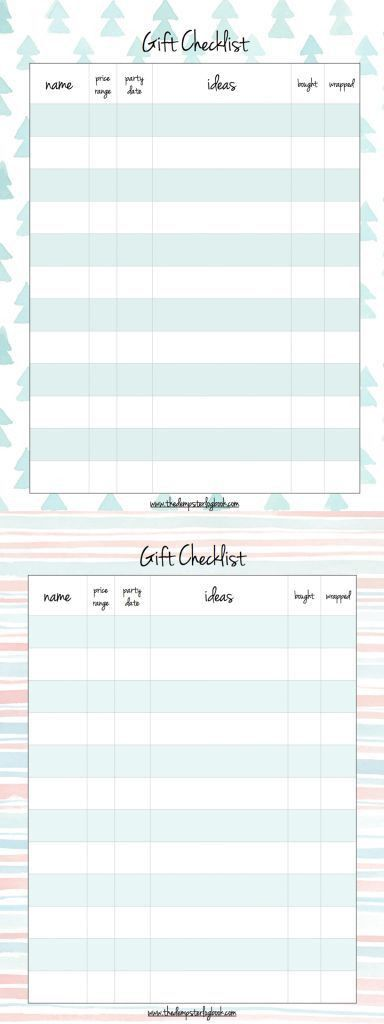 Best 25+ Christmas shopping list ideas on Pinterest | Christmas ...