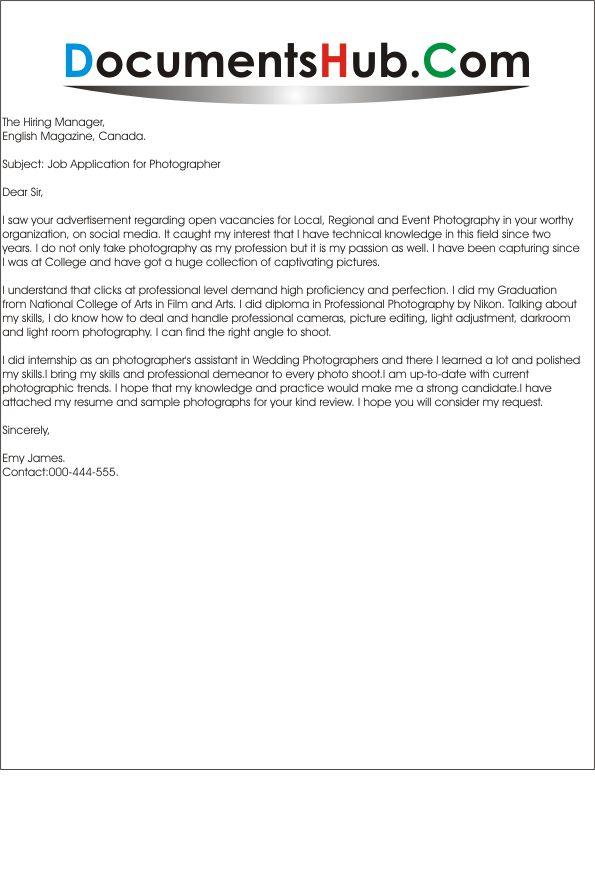 Cover Letter For Film Internship. cover letter internship. film ...
