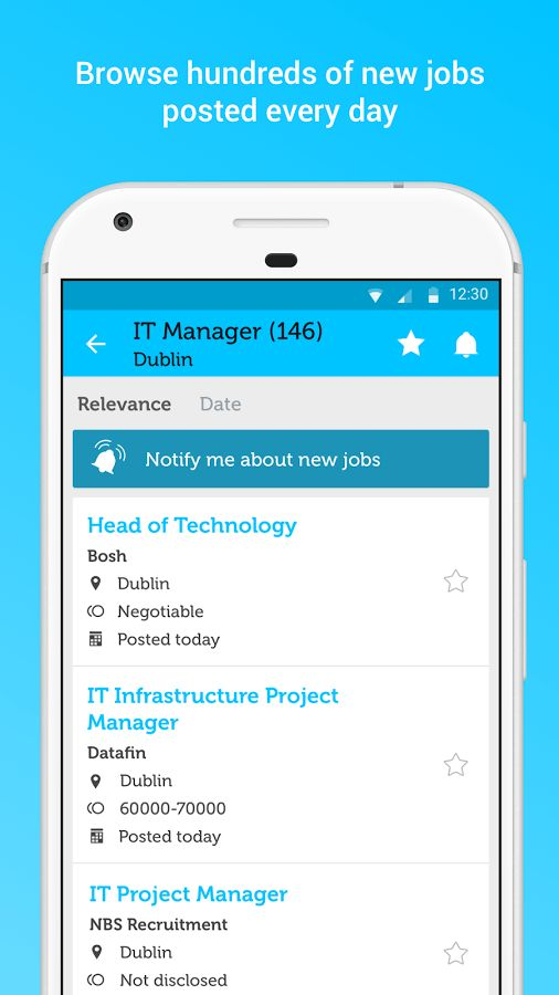 IrishJobs.ie Job Search App - Android Apps on Google Play
