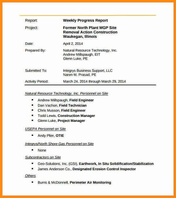 10+ activity reports templates | driver-resume