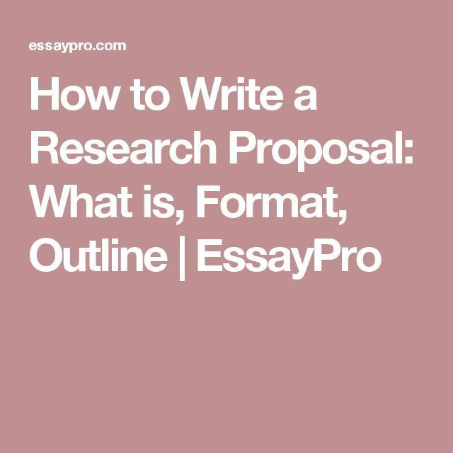 Best 25+ Research proposal format ideas on Pinterest | Marketing ...