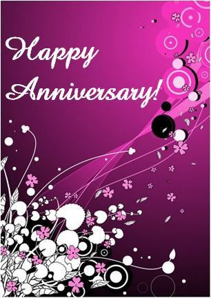 MS Word Happy Anniversary Card Template | Word & Excel Templates