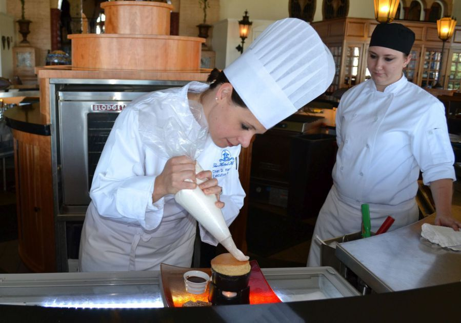 Q&A: Pastry chef at The Hotel Hershey on learning on the job ...