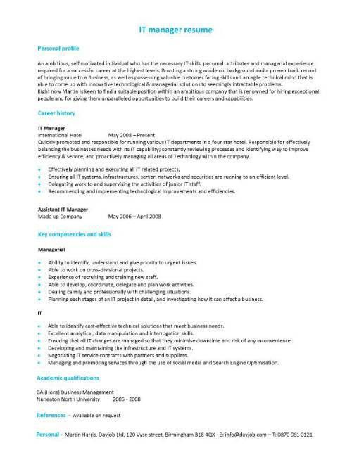 Download Resume For Manager Position | haadyaooverbayresort.com