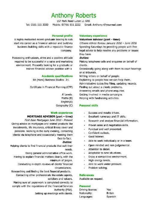resume advisor example investment advisor resume resumes design ...