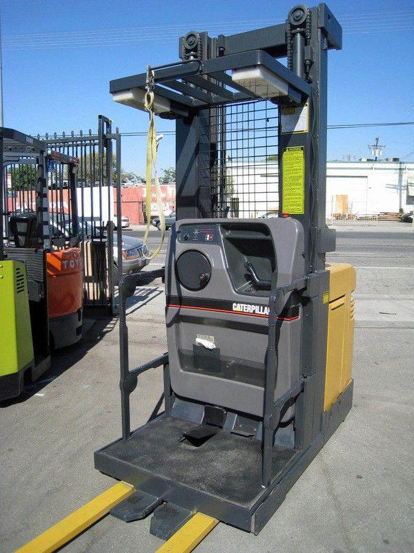 2007 CATERPILLAR Order Picker Forklift - Used Forklifts Los ...