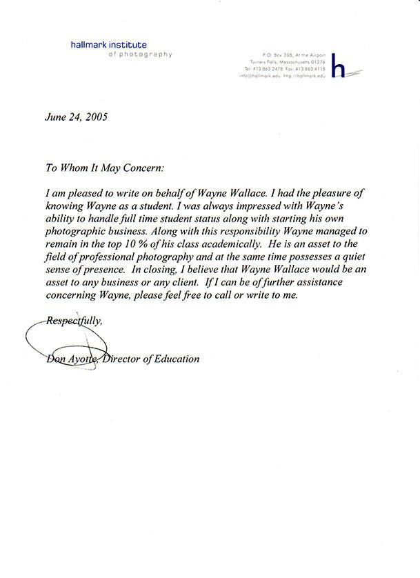 recommendation letter for volunteer. sample reference letter for ...