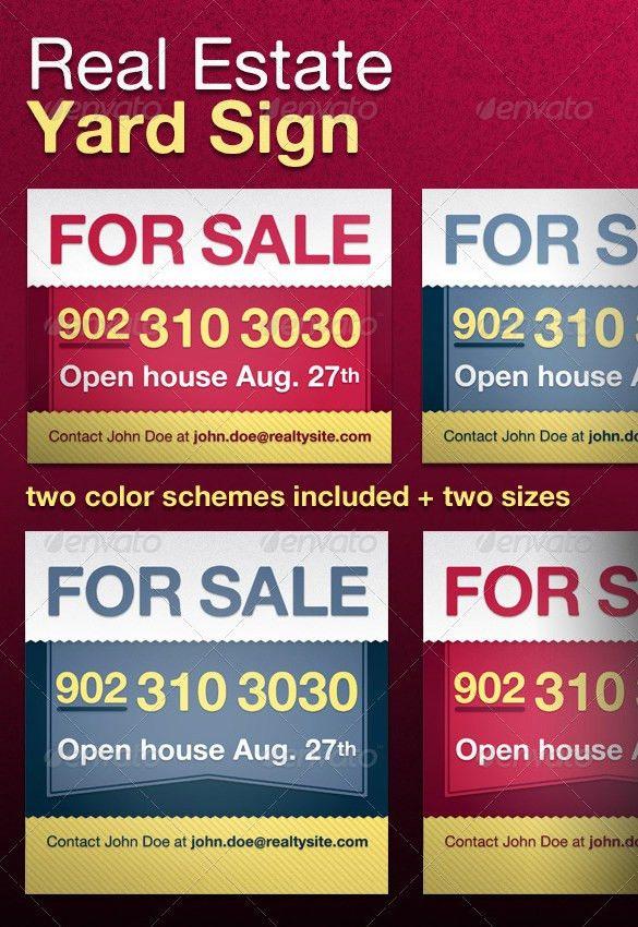 14+ Best Yard Sale Flyer Templates & PSD Designs | Free & Premium ...